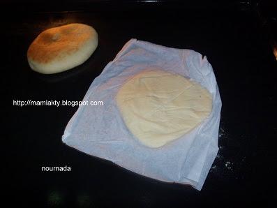 طريقه عمل خبز او عيش البكاكين