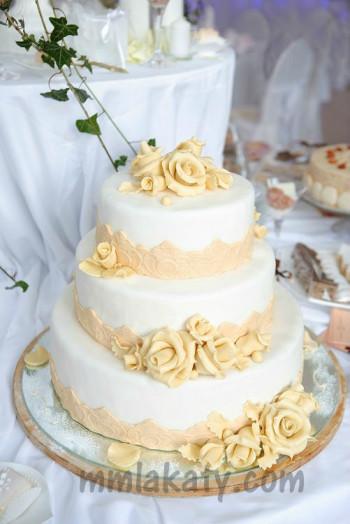 أحدث أشكال تورت الزفاف