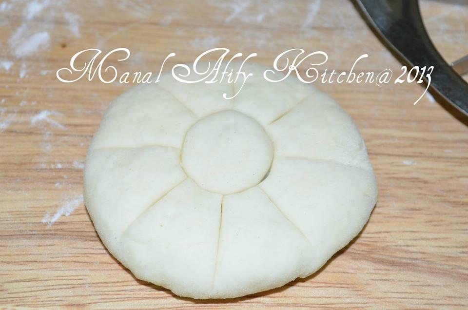 طريقة عمل فطائر جبن الشيدر بالصور