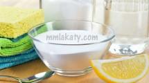 3 وصفات لمنظفات منزلية من مطبخك