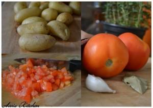 مقبلات البطاطس الشهية من مطبخ أسيا