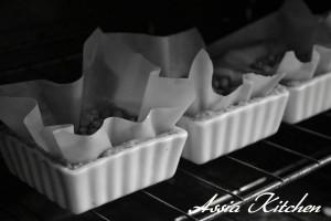 طريقة عمل ميني تارت الشوفان و الفراولة