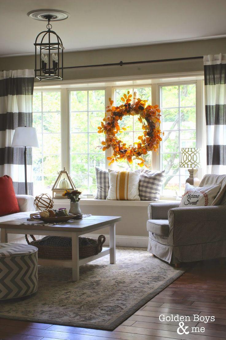 - Bay window decorating ideas ...