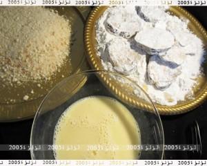 طريقة عمل باذنجان بانية بالصور مع الجبن