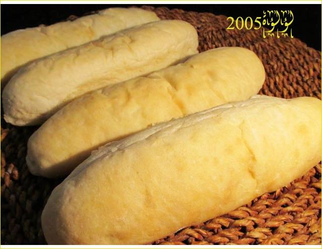 طريقة عمل الخبز الفينو بالصور