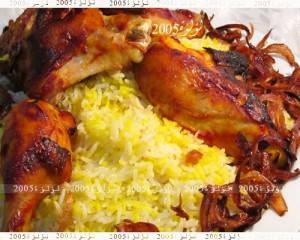 طريقة عمل أرز بالزبيب بالصور