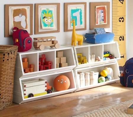 أفكار لترتيب لعب الأطفال بالصور