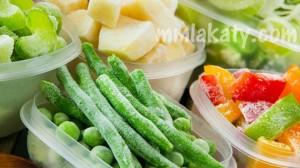 تخزين الخضروات و الفواكه و تفريزها