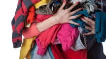 طريقة تخزين الملابس الشتوية