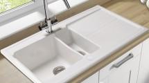 طريقة تنظيف الحوض السيراميك للمطبخ