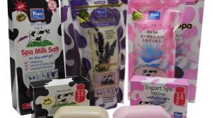 طريقة استخدام ملح الحليب يوكو سبا