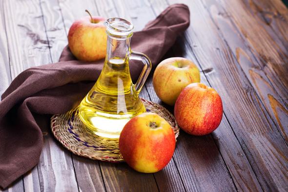 إستخدام خل التفاح للتخسيس