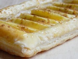 طريقة عمل فطائر الباف بيستري بالتفاح