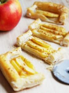 الباف بيستري بالتفاح