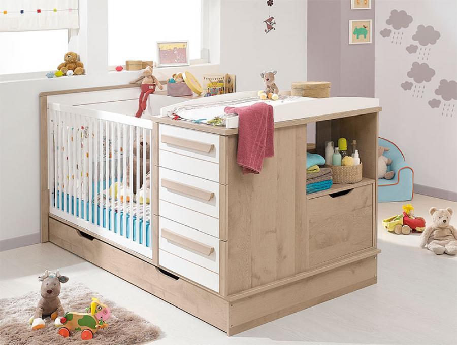صور أفكار لسرير البيبي من الخشب