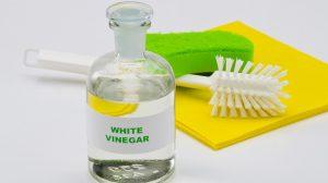 10 إستخدامات للخل لتنظيف المنزل