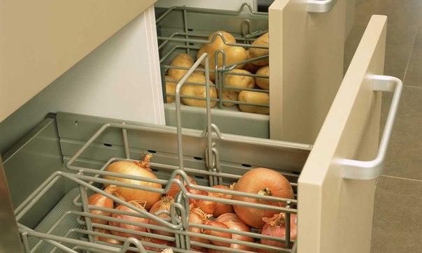 أفكار لتنظيم أدراج المطبخ بالصور