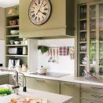 طريقة ترتيب دولاب المطبخ بالصور