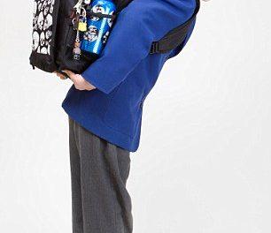 كيف تحمين ظهر طفلك من حقيبة المدرسة