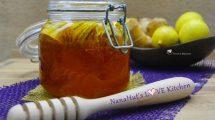 خلطة العسل و الليمون لرفع المناعة