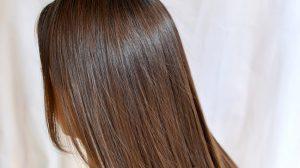 علاج التقصف و ترميم الشعر