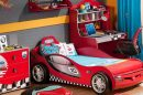 ديكورات غرف أطفال لمحبي السيارات