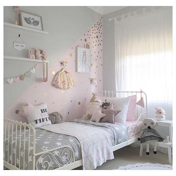 صور غرف نوم بنات بسيطة و ناعمه   بيتى مملكتى
