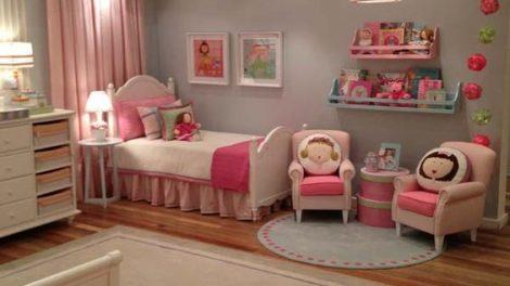 صور غرف نوم بنات بسيطة و ناعمه