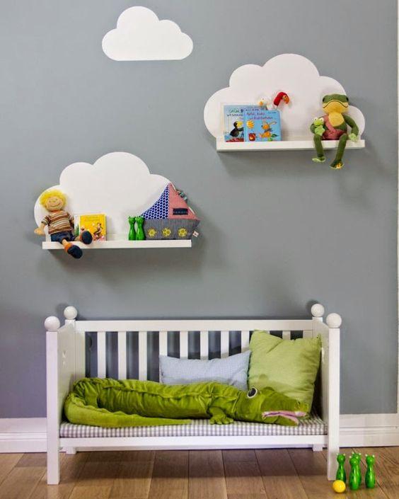 أفكار لديكورات غرف الأطفال