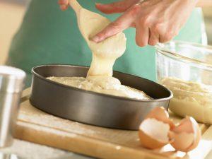 كيف أخبز كيكة ناجحة ؟
