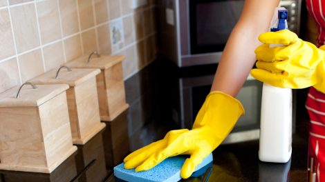 نصائح لمطبخ نظيف دائما
