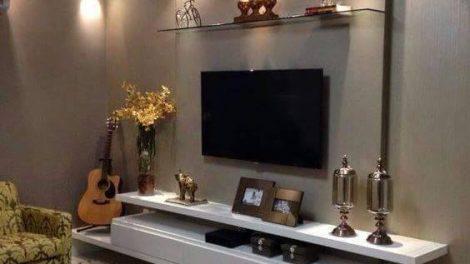 صور حائط التليفزيون بالمعيشة