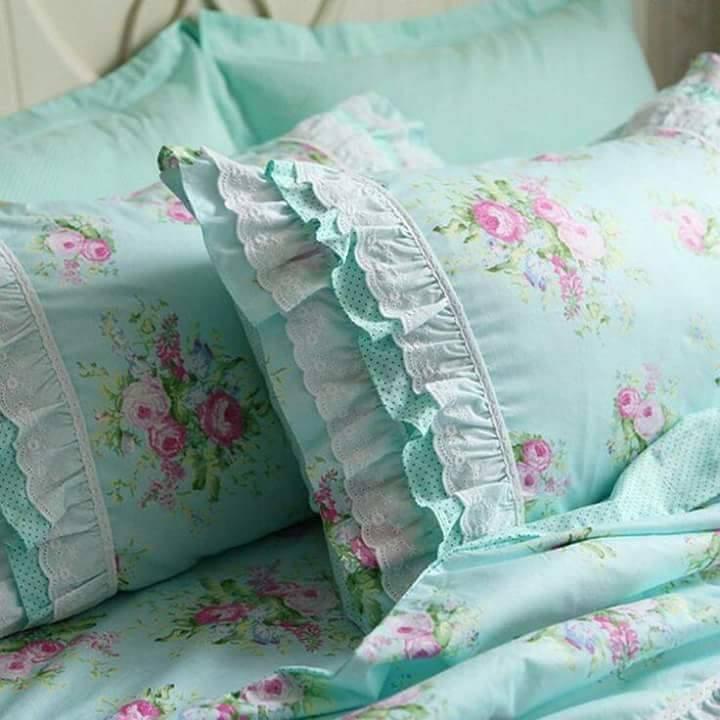 تعطير ملايات ومفارش السرير وغسلهم بطريقة سهلة