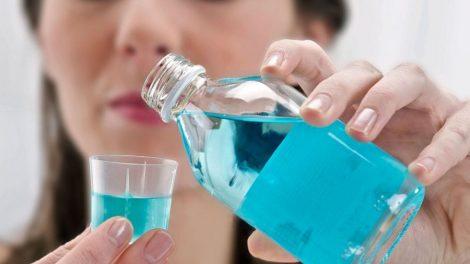 إستخدامات مختلفة لليسترين مضمضة الفم