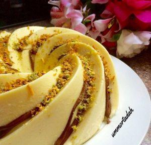طريقة عمل الكيكة الباردة