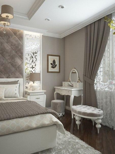 ديكور غرفة نوم كلاسيكية   بيتى مملكتى
