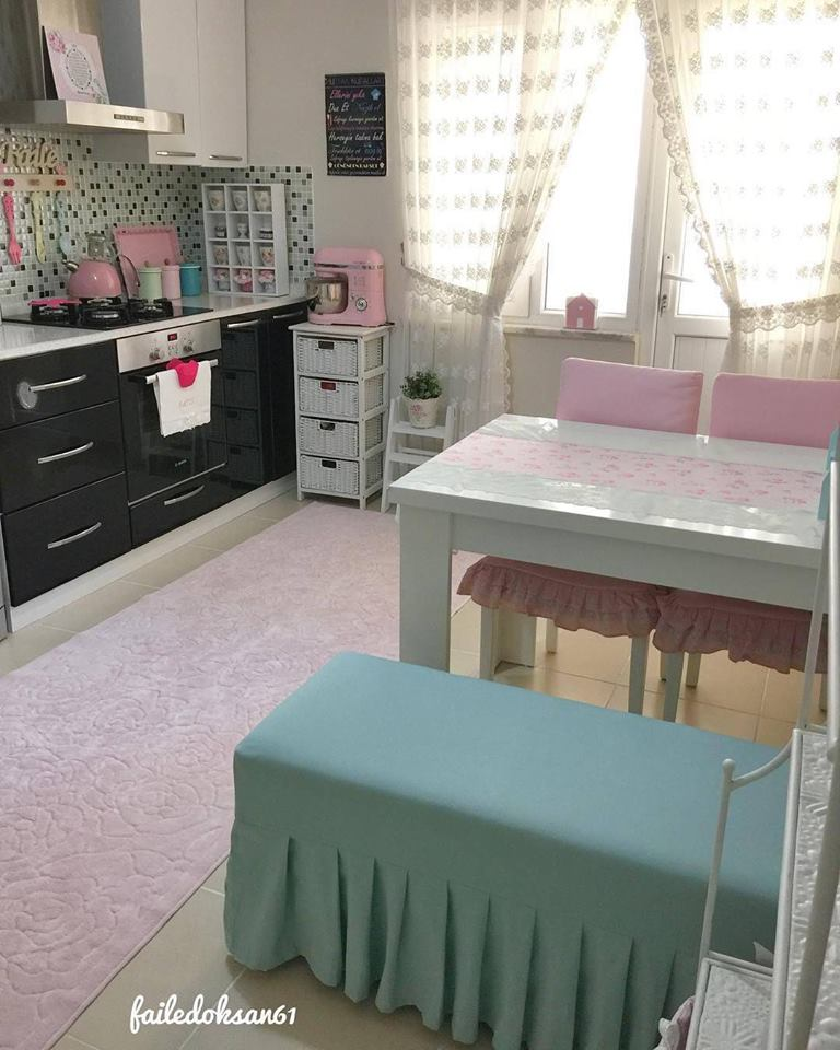 بالصور ديكورات شقة تركية كاملة