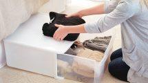 7 خطوات لتخزين الملابس الشتوية