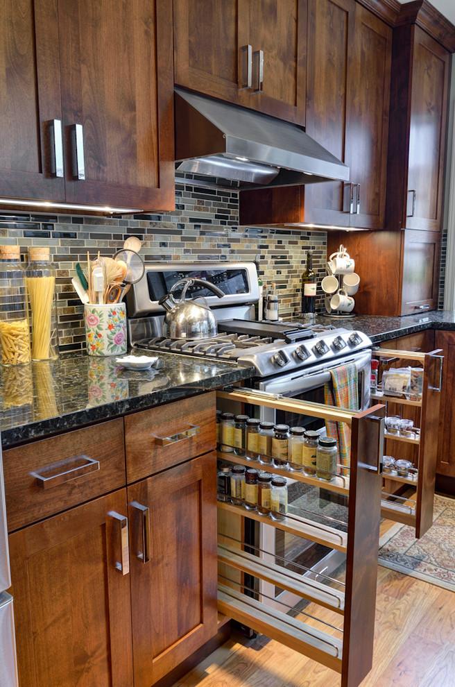 أفكار للتخزين بالأماكن الضيقة بالمطبخ بيتى مملكتى