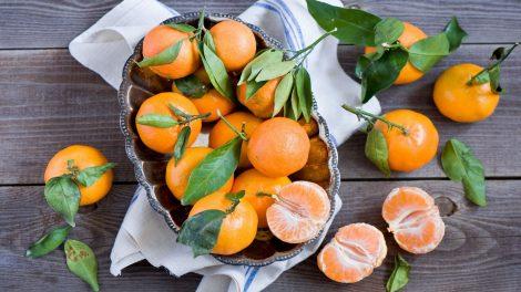 طريقة تفريز البرتقال