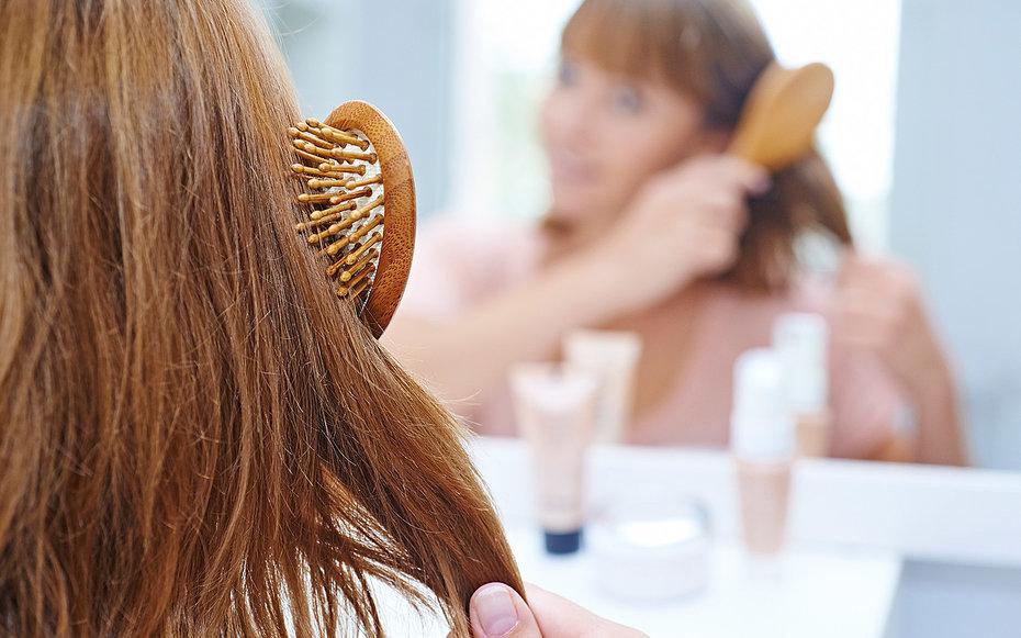 الطرق الطبيعيه لعلاج فراغات الشعر