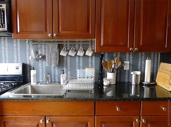 افكار و حيل لاستغلال المساحات في المطبخ