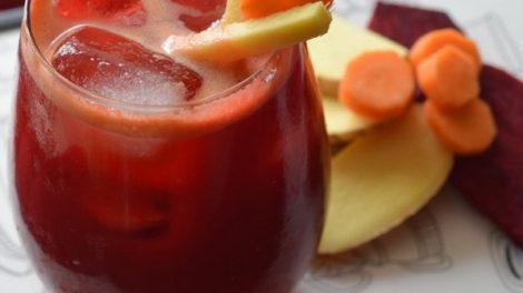 طريقة عمل عصير الشمندر