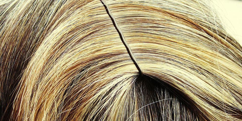 اسباب ظهور الشعر الابيض في سن مبكر
