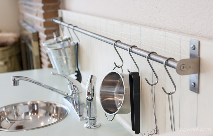 أفضل الطرق التي تساعدك علي تنظيم ادوات المطبخ