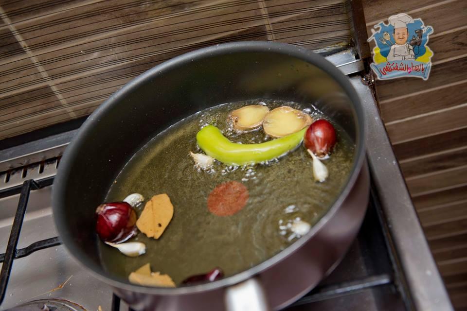 دجاج مقلي بالصور و الخطوات من مطبخ الشيف سامح صدقي