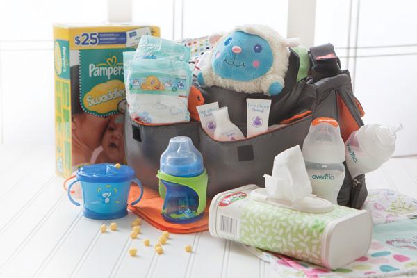 52401292afbee تحضير شنطة الولادة وكل محتويات الحقيبه للمستشفى بالتفصيل - بيتى مملكتى