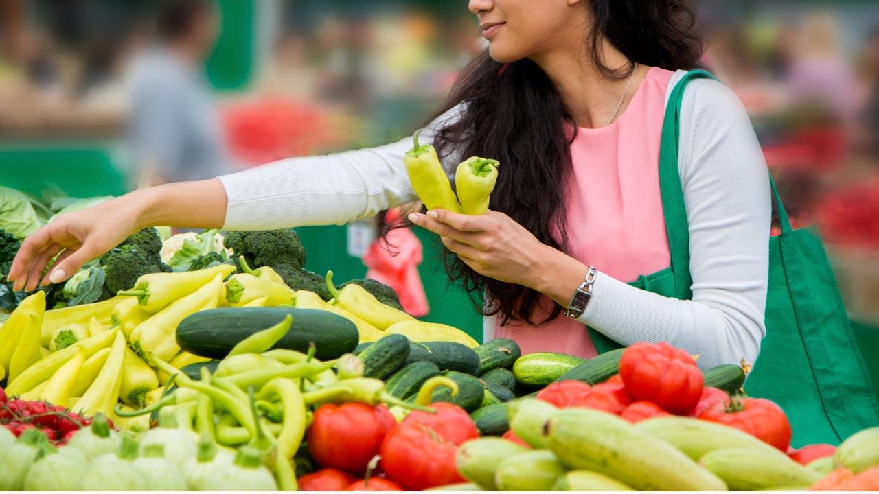 نصائح تساعدك في شراء الخضروات و اغراض البقالة