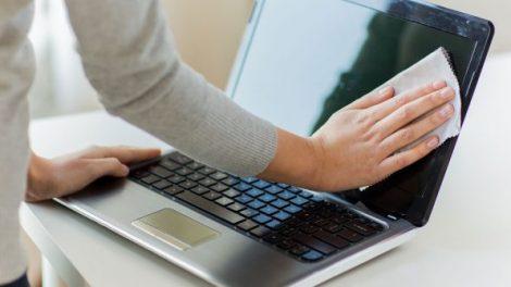 طرق تنظيف الكمبيوتر و اللاب توب الشخصي ببراعة