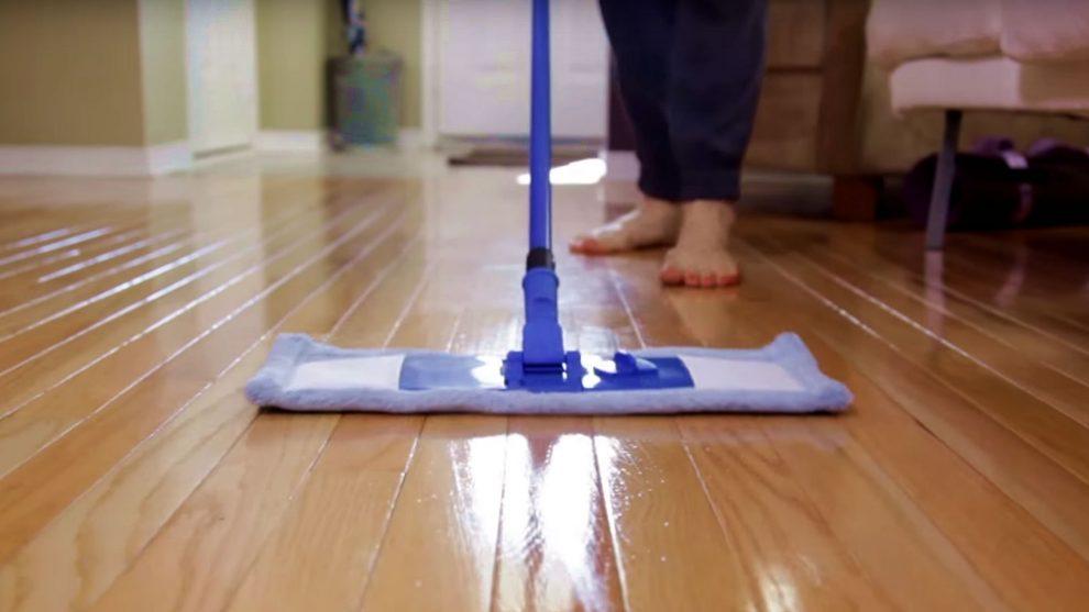 طرق بسيطة لمساعدتك على تنظيف الارضيات بمنزلك